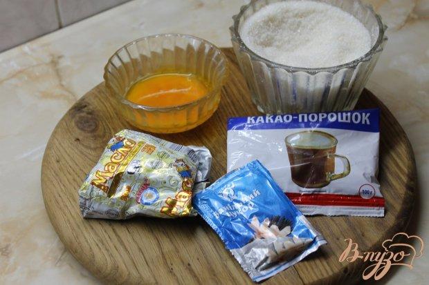 Рецепт Шоколадно - масляный крем для тортов и пирожен