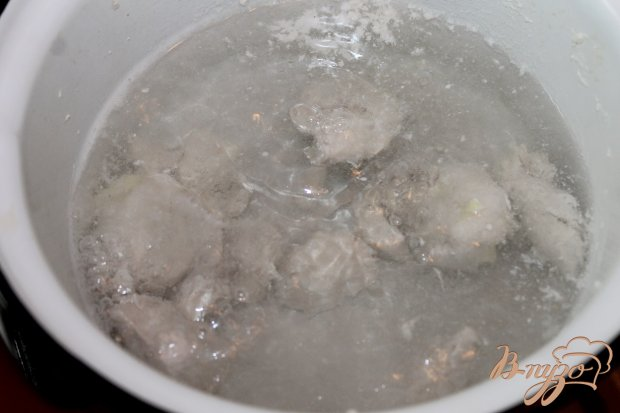 Рецепт Запеканка с курицей и луком
