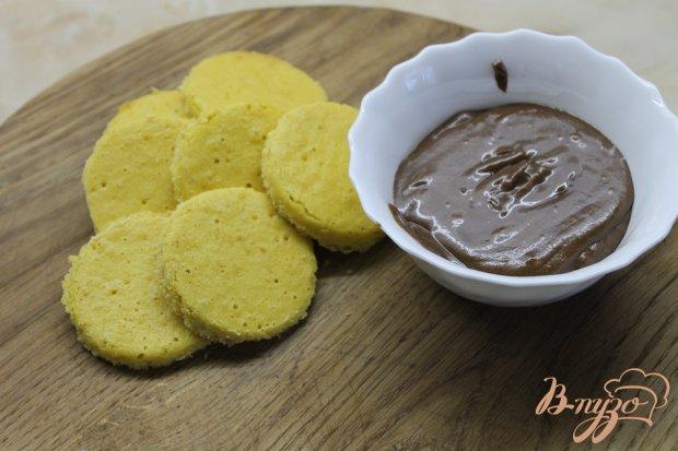 Шоколадные мини тортики