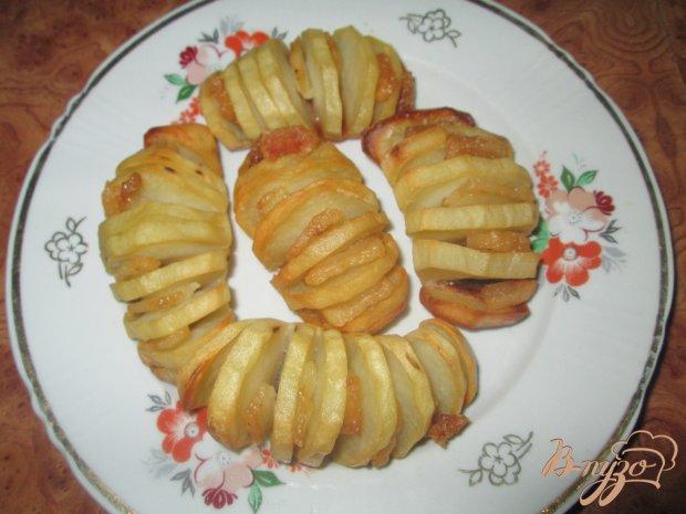 Картошечка-гармошечка