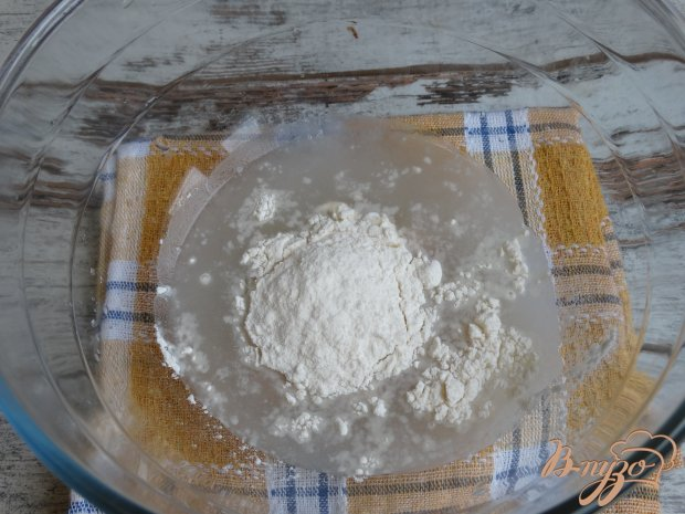 Жареные пирожки с кускусом и грибам