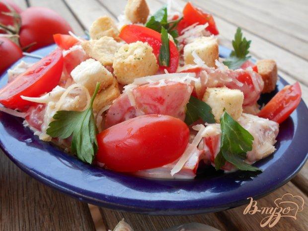 Салат из черри-томатов