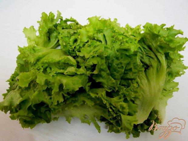 Рецепт Закуска из яиц, салями и зелёного соуса