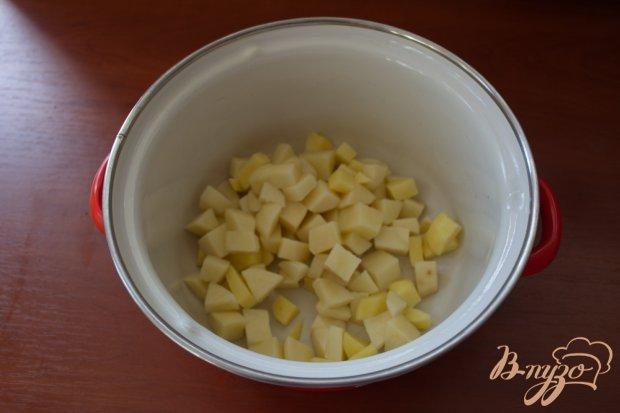 Рецепт Вкусный грибной суп с томатом