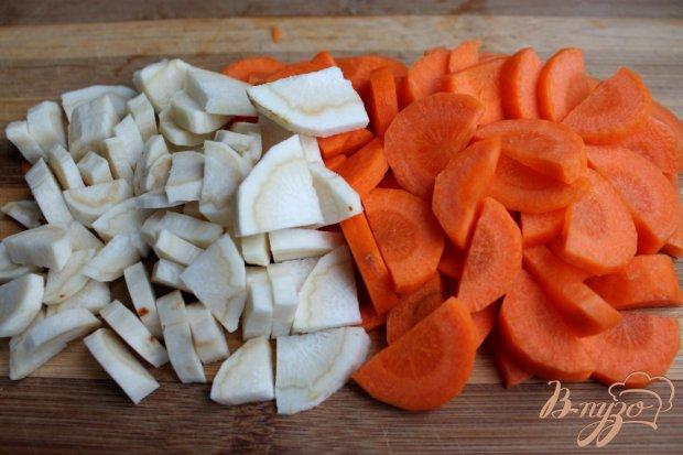 Говядина с корнеплодами