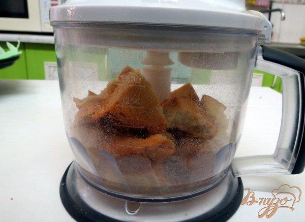 Домашние ароматные панировочные сухари.