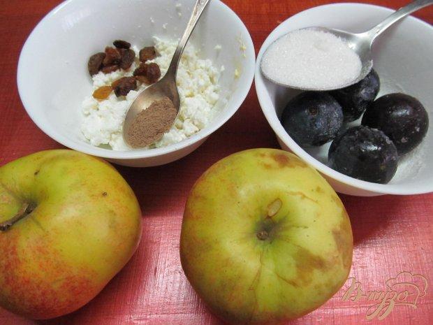 Рецепт Печеные яблоки с начинкой