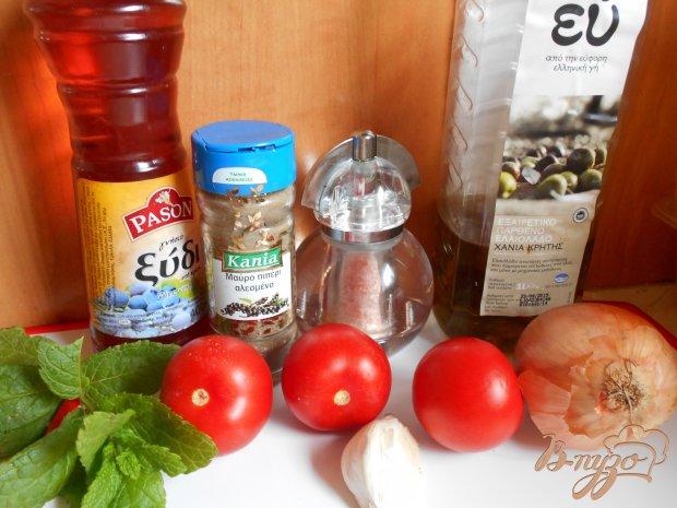 Рецепт Быстромаринованные помидоры