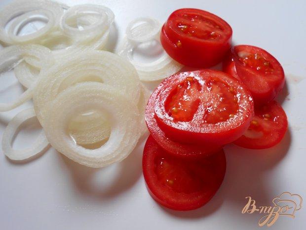 Быстромаринованные помидоры