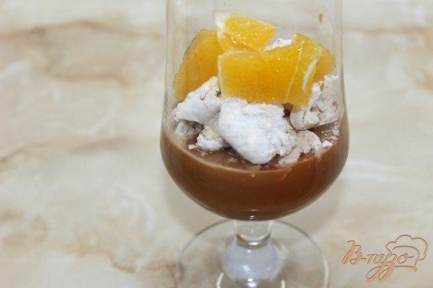 Слоеный сладкий творожный десерт