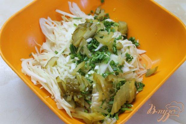 Сhicken лаваш с салатом