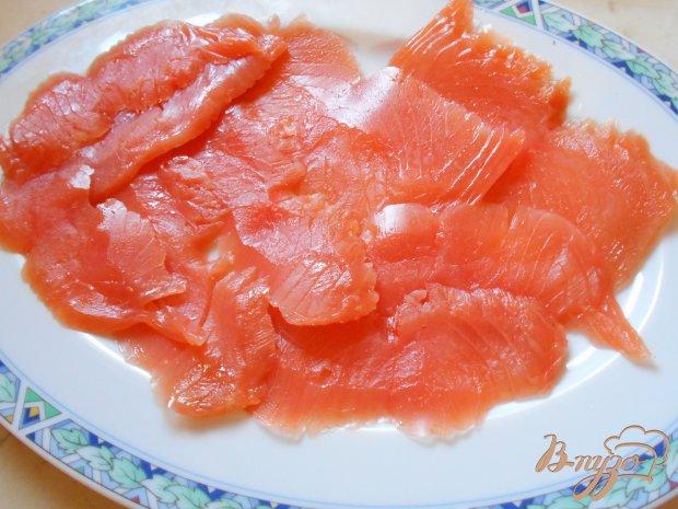 Рецепт Карпаччо из лосося