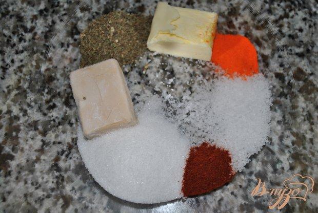 Рецепт Багеты со специями
