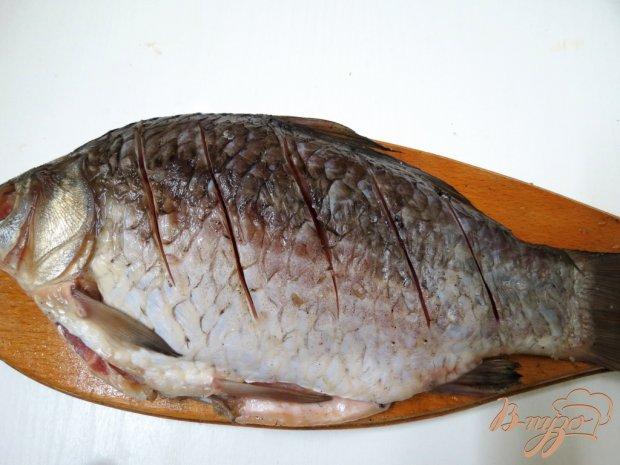 Рыба жареная целиком с хрустящей корочкой