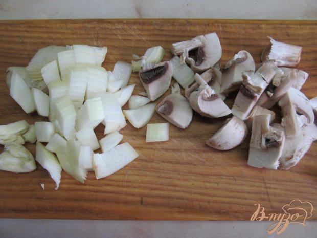 Запеканка из макарон и свинины