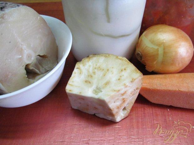 Рецепт Щука в сметанном соусе