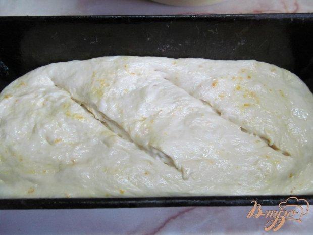 Хлеб с апельсиновой цедрой