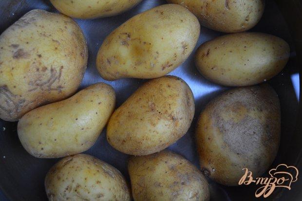 Рецепт Картофельное пюре со сливками и мускатом