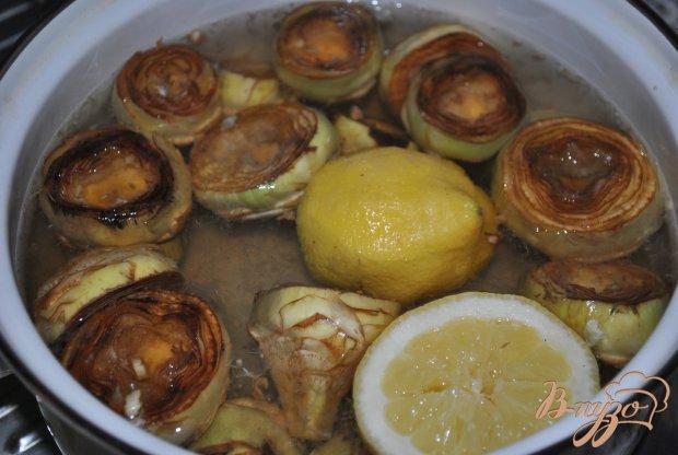 Овощной гарнир с грибами вешенками