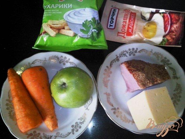 """Рецепт Салат """"Николь"""""""