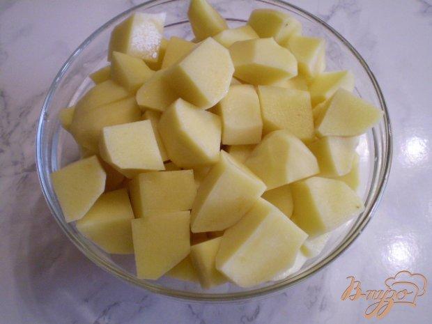 Картофельный гарнир