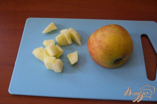Форшмак с яблоком
