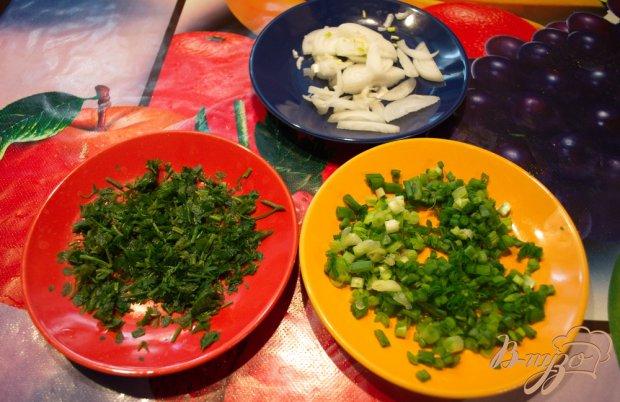Нежная жареная картошка с зеленью