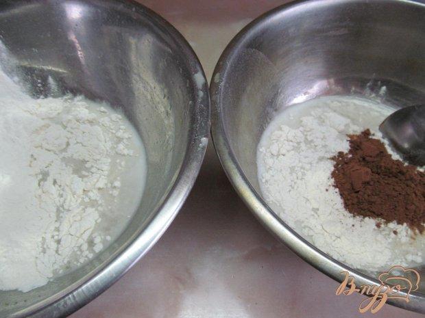 Хлеб с какао-порошком