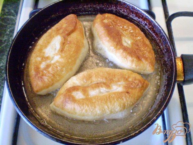 Пирожки с начинкой