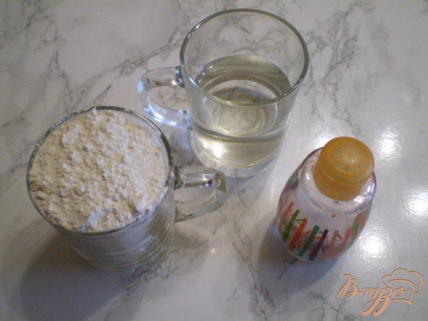Рецепт Универсальное тесто на воде