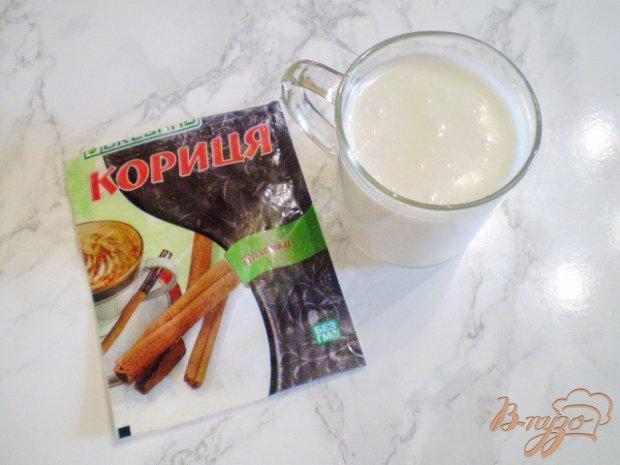 Рецепт Коктейль с корицей
