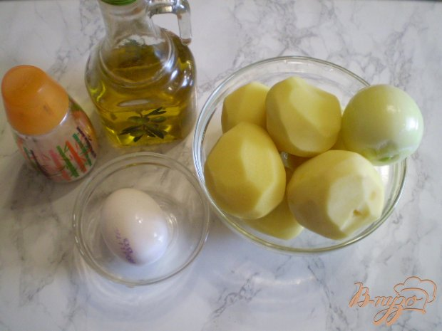 Рецепт Драники картофельные с луком