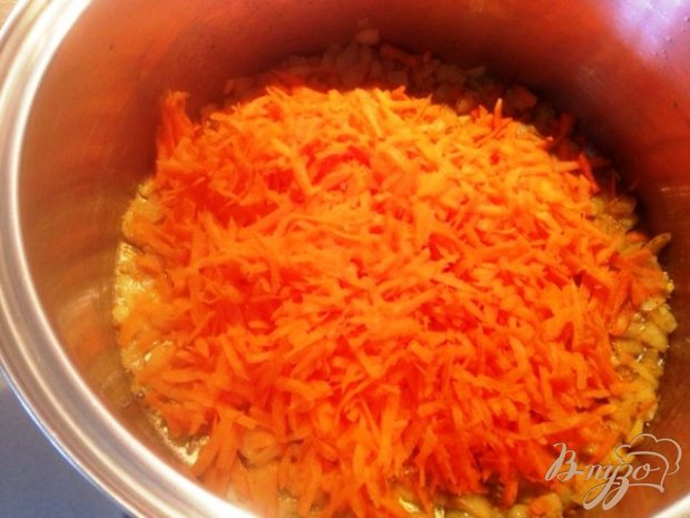 Рис  с карри и куриным филе