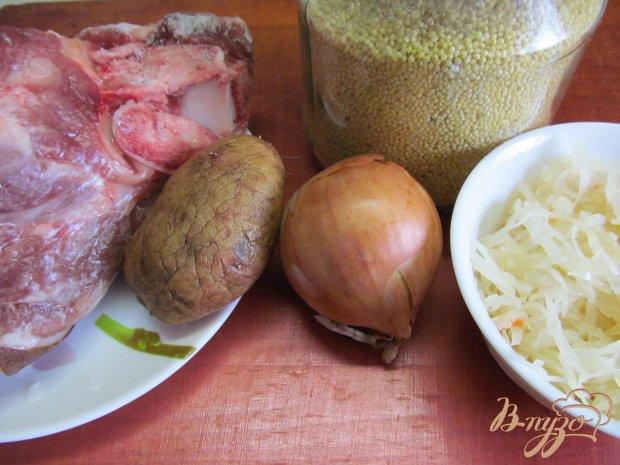 Рецепт Капустняк на рульке