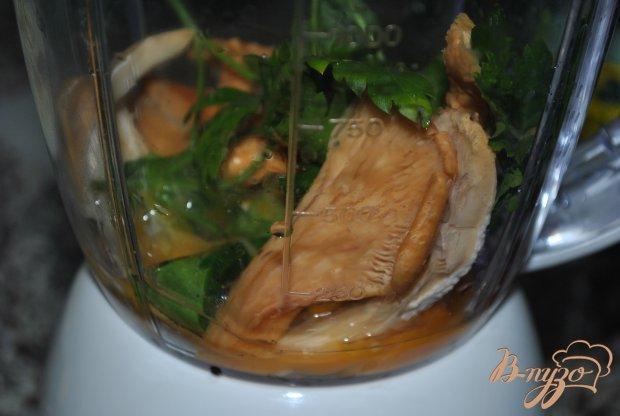 Рецепт Луковые кольца в грибном кляре