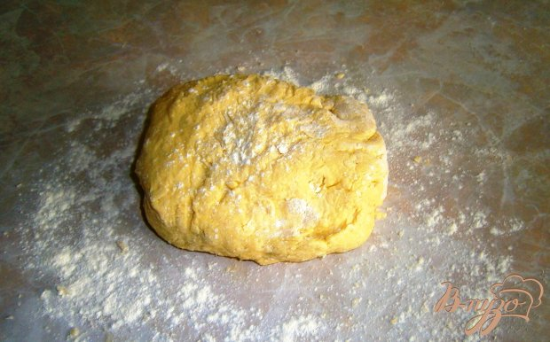 Рулет  с маково-ореховой начинкой