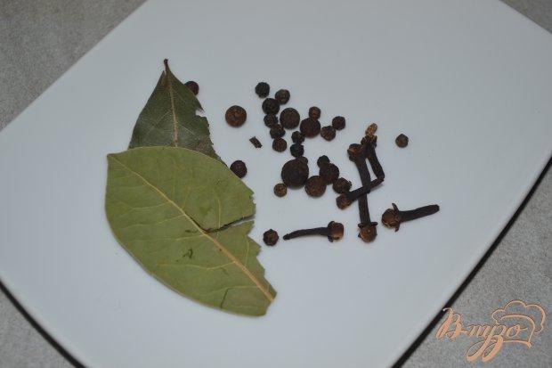 Слабосоленная пряная скумбрия