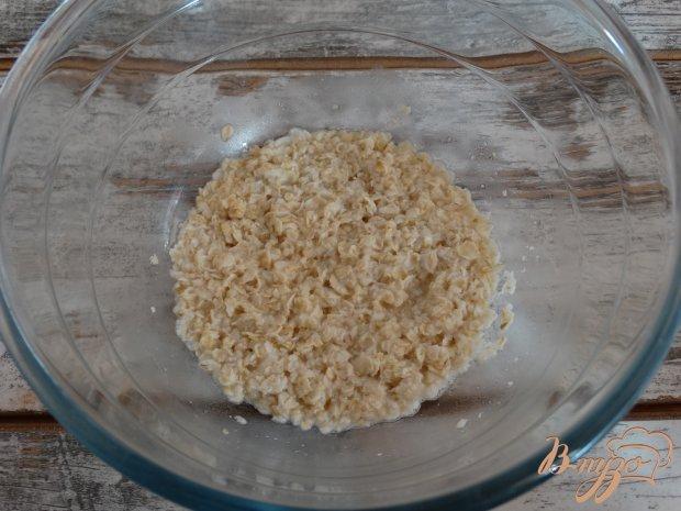 Рецепт Куриные тефтели с овсянкой в сметанно-имбирном соусе