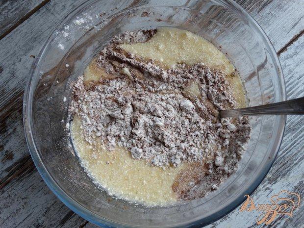 Рецепт Шоколадные пирожные с зефиром