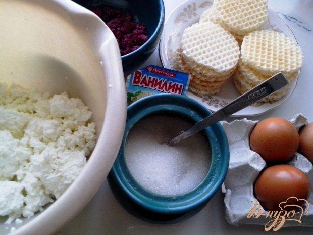 Рецепт Творожные «бризольки»