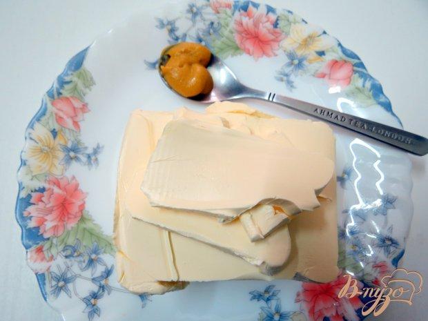Намазка из салаки на хлеб