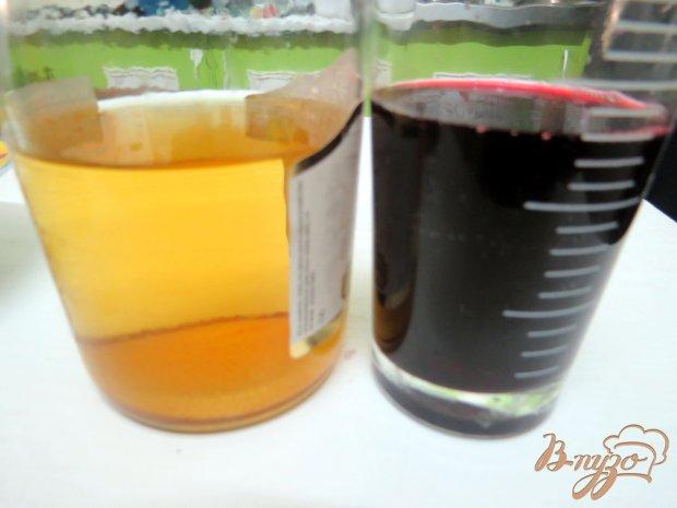 Пьяное ежевичное желе (только для взрослых)
