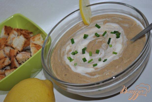 Чечевичный суп-крем