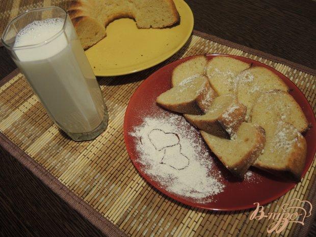 Кекс на сгущёном молоке