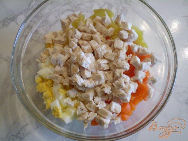 Столичный салат