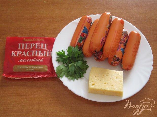 Рецепт Запеченные сосиски