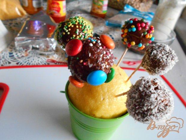 Домашние конфеты из марципана