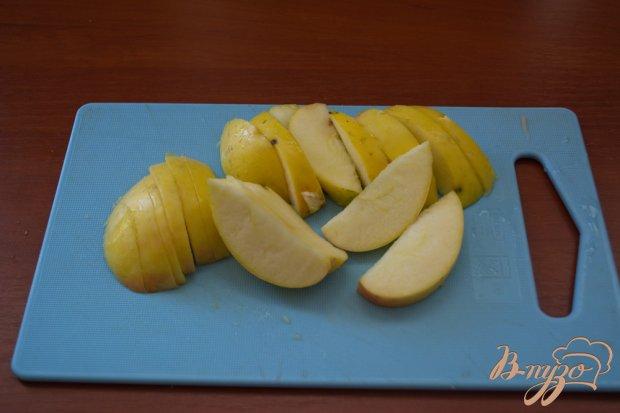 Рецепт Кисель из яблок и варенья для диеты