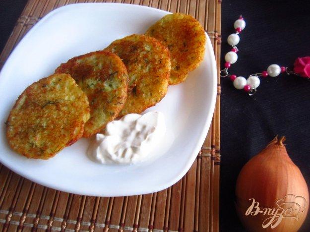 Рецепт картофельных драников с чесноком пошаговый рецепт с