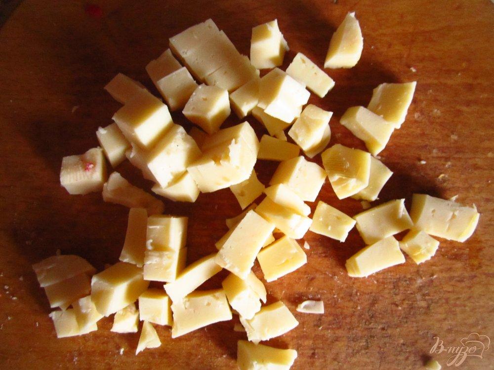 салат с индейкой и ананасами рецепт